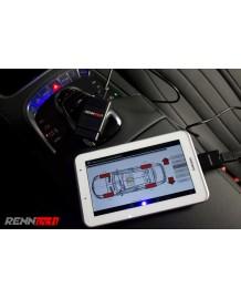 Module de suspension RENNtech pour Mercedes Classe S + S Coupé + 63/65 AMG