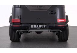 Diffuseur arrière Carbone BRABUS Mercedes G350 G500 G63 W463A (2018+)