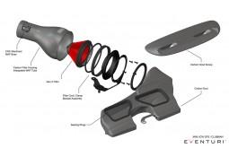 Kit Admission Direct Mini Cooper JCW GP3 306Ch F56/F54 EVENTURI Carbone