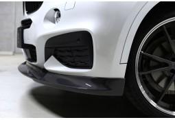 Spoiler avant Carbone 3DDesign pour Bmw X6 F16 Pack M