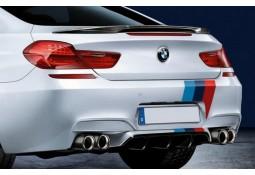Diffuseur arrière look M6 pour BMW Série 6 F12/F13 Pack M (2011-2017)
