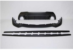 Kit carrosserie look M135i pour Bmw Série 1 F40 Pack M (2019+)