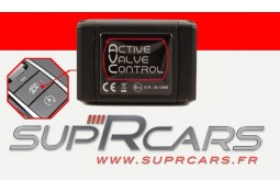 Active Valve Control Echappement Mercedes A45 CLA45 (W176/C117) by SupRcars®