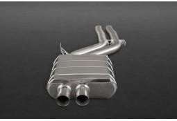 Silencieux intermédiaire CAPRISTO AUDI S4/S5 B8 - V6 & V8 (2009-2016)