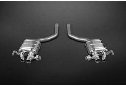 Echappement CAPRISTO Bentley Continental Supersport W12 / GTC W12 (2011+) - silencieux à valves