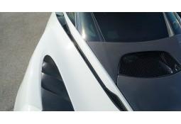 Prises d'air latérales NOVITEC McLaren 720S Spider