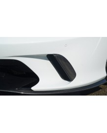 Flaps avant Carbone NOVITEC McLaren GT