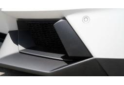 Prises d'air pare-chocs avant Carbone NOVITEC Lamborghini Aventador Coupé & Roadster