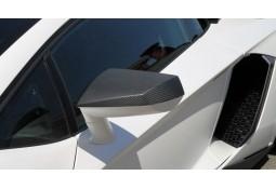 Coques de rétroviseurs Carbone NOVITEC Lamborghini Aventador Coupé & Roadster