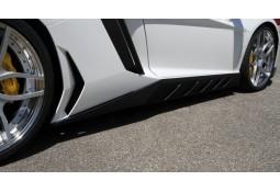 Bas de caisse NOVITEC Lamborghini Aventador Coupé & Roadster