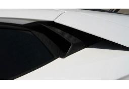 Prises d'air latérales vitres Carbone NOVITEC Lamborghini Aventador (+S) Coupé & Roadster