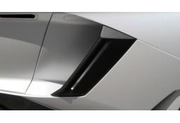 Prises d'air latérales portes Carbone NOVITEC Lamborghini Aventador Coupé & Roadster