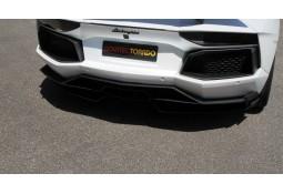 Diffuseur NOVITEC Lamborghini Aventador Coupé & Roadster