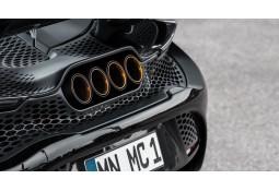 Embouts Carbone Echappement NOVITEC McLaren 765LT