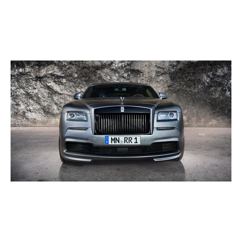 Pare-chocs Avant SPOFEC Rolls-Royce Wraith (10/2016+)
