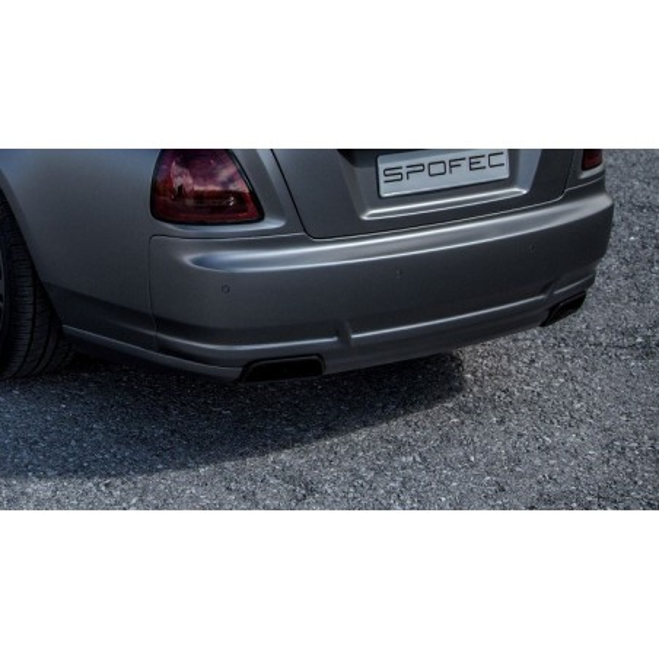 Extension de Pare-chocs arrière SPOFEC Rolls-Royce Ghost