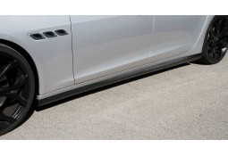 Bas de Caisse Carbone NOVITEC pour Maserati Quattroporte