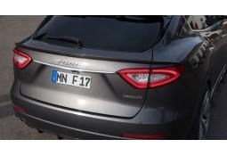 Becquet de coffre Carbone NOVITEC pour Maserati LEVANTE