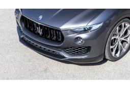 Spoiler avant Carbone NOVITEC pour Maserati LEVANTE Gran Lusso (11/2018+)