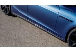 Bas de Caisse Carbone NOVITEC Maserati Ghibli