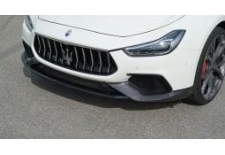 Spoiler avant NOVITEC Maserati Ghibli GRAN SPORT (Carbone) (09/2017+)