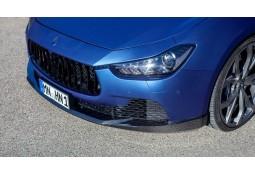 Spoiler Avant Carbone NOVITEC Maserati Ghibli (2013-)
