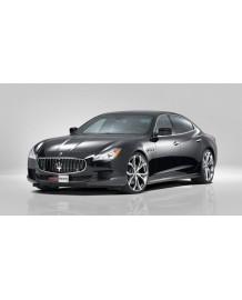 Ressorts courts NOVITEC pour Maserati Quattroporte V6