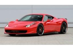 Ressorts courts filetés NOVITEC pour Ferrari 458 Italia / Spider