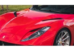 Prises d'air capot N-Largo Carbone NOVITEC Ferrari 812 Superfast