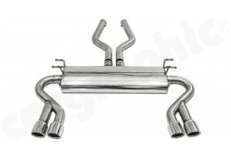 Echappement CARGRAPHIC Range Rover LM/L322 4,4i V8 HSE 306Ch/ 286Ch (2006-2009) -Silencieux