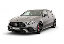 Ressorts courts réglables sport BRABUS Mercedes A45 S & CLA 45 S (W/V177)(C/X118) (2020+)