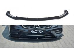 Spoiler avant MAXTON DESIGN Mercedes Classe E Coupé C238 Pack AMG (-07/2020)