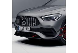 Spoiler avant + flaps GLA45 AMG pour Mercedes GLA H247 Pack AMG (04/2020+)