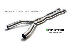 X-Pipe ARMYTRIX Chevrolet Corvette Stingray C7 6.2L