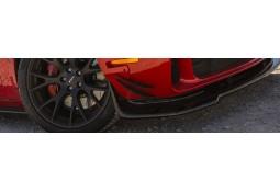 Flaps avant PRIOR DESIGN pour Dodge Challenger