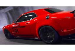 Élargisseur d'ailes arrière PRIOR DESIGN pour Dodge Challenger