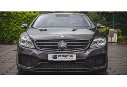 Pare choc avant PRIOR DESIGN pour Mercedes CL C216 (W216) PD Blackedition V4