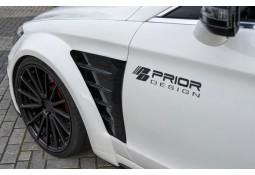 Ailes avant avec prises d'air Prior Design PDV4 pour Mercedes CLS (C/X218)(-08/2014)