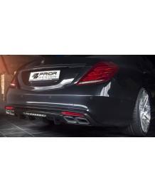 Diffuseur arrière PRIOR DESIGN pour Mercedes Classe S W222