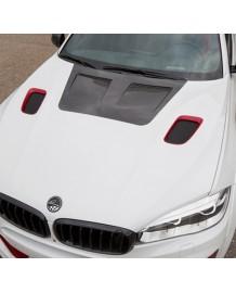 Capot LUMMA Design CLR X 5RS pour Bmw X5 F15