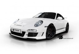 Kit carrosserie Prior Design PD pour Porsche 911 997.2 FL