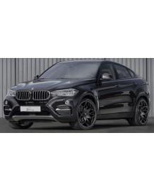 """Pack Jantes LUMMA DESIGN CLR LN1 10X22"""" BMW X5 F15 / X6 F16 (2013+)"""