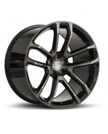 "Pack Jantes LUMMA DESIGN CLR RACING 10/12X22"" BMW X5 F15 / X6 F16 (2013+)"