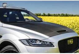 Capot Avant carbone LUMMA DESIGN pour Jaguar F-PACE (2016+)