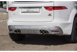 Diffuseur arrière LUMMA DESIGN pour Jaguar F-PACE S model (2016+)