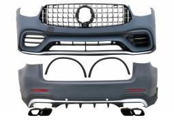 Kit carrosserie GLC 63 AMG pour Mercedes GLC SUV X253 (2020+)
