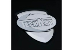 Logo de capot TECHART Porsche 992 (2019+)