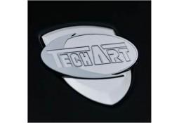 Logo de capot TECHART Porsche 991 & 997