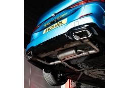 Echappement REMUS BMW M235i xDrive F44 FAP (10/2019+)-Silencieux à valves Racing