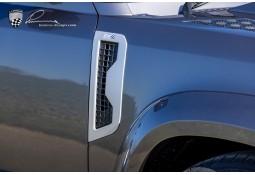 Prises d'air latérales LUMMA Design pour Land Rover DEFENDER L663 (2020+)